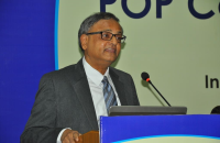 Photographs pertaining to PoP conference on NPS  dated 9th May 2016