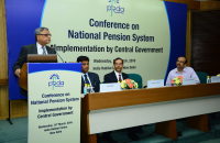 Conference on implementation of NPS by Central Government dated 16 March 2016