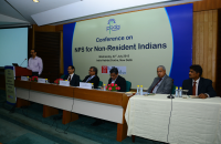 Conference on NPS for NRIs 22 JUL 2015