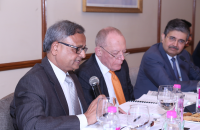 India UK Financial Partnership held on 4th April 2017